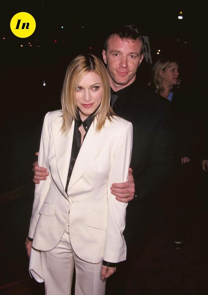 Tendance masculin/féminin : le look de Madonna
