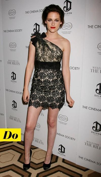 Kristen Stewart en Valentino