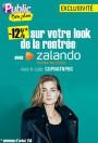 Bon plan : -12% sur le site Zalando grâce au code promos CUPNATNPBC !