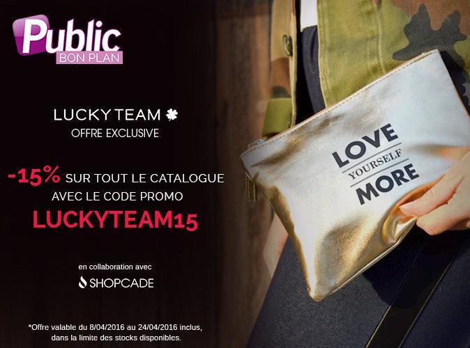 Bon Plan : La collection Lucky Team à -15%