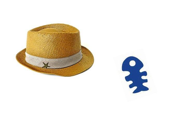 Bon plan mode : 30% de réduction sur le chapeau Diplodocus !