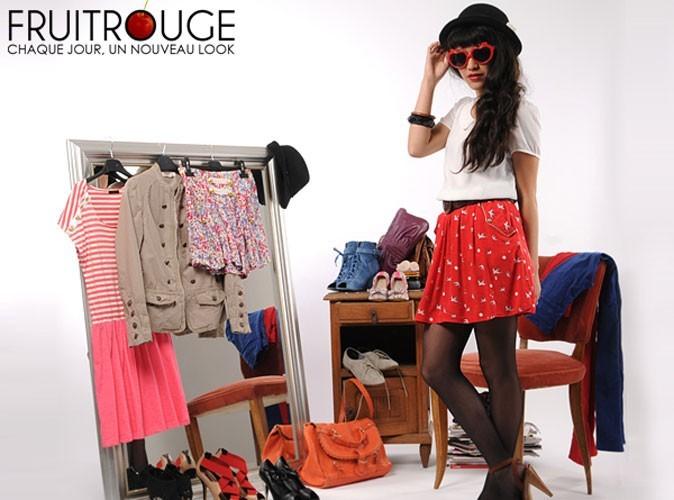 Bon plan mode : des ventes privées de total looks de blogueuses sur Fruit Rouge.com !