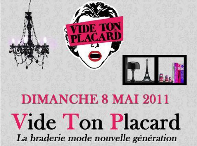 bon plan mode vide ton placard dimanche 8 mai au next step paris. Black Bedroom Furniture Sets. Home Design Ideas