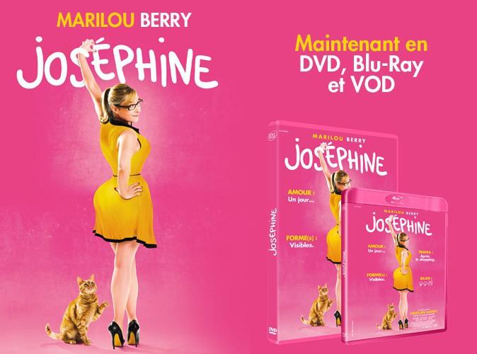"""Grand jeu-concours : gagnez 25 dvd et 25 blu-ray du film """"Joséphine"""" !"""