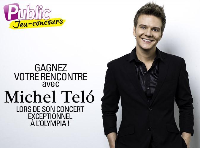 Grand jeu-concours : offrez-vous une rencontre avec Michel Teló ainsi que des places pour son concert exceptionnel à Paris !