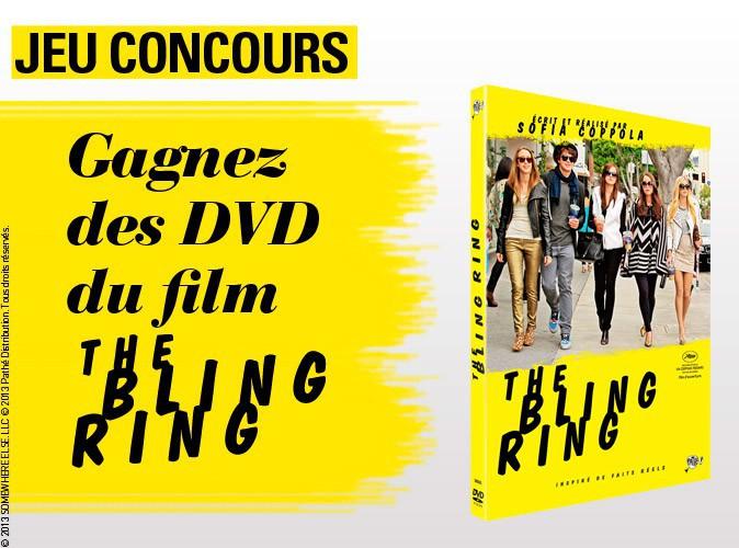 Jeu-concours : gagnez des DVD du film The Bling Ring !