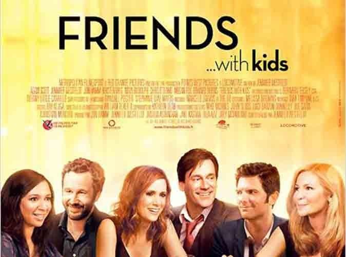 Jeu-concours : gagnez des places et des tee-shirts du film Friends with Kids !