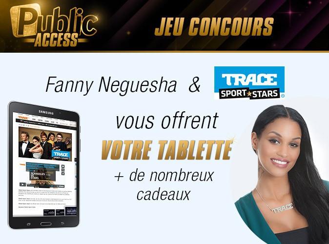 Jeu concours : gagnez une tablette Samsung 7' grâce à Trace TV !