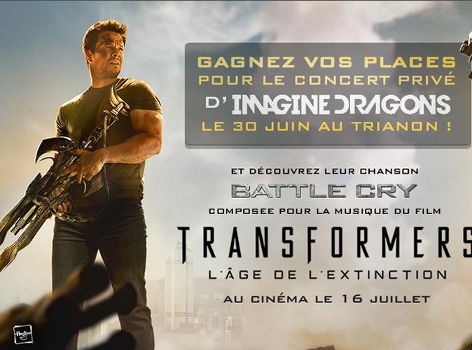 Jeu concours : gagnez vos places pour le concert privé d'Imagine Dragons grâce à Public !