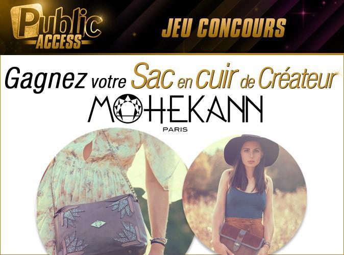Jeu concours : gagnez votre sac en cuir Mohekann !