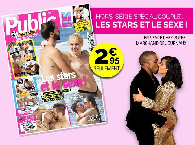 Le Hors-Série Spécial couples Public est arrivé !