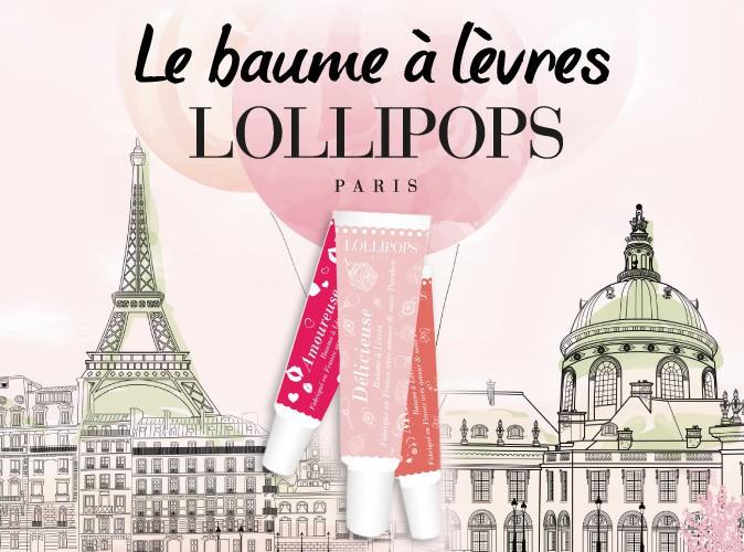 Bon Plan : à vous le baume pour les lèvres Lollipops !