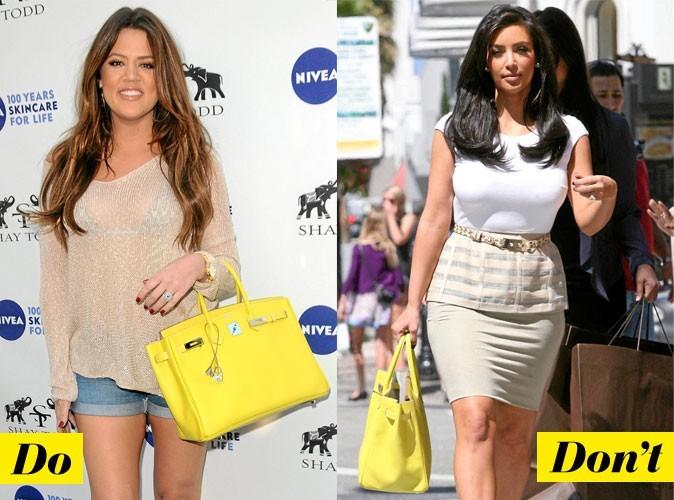 Accessoire de star été 2011 : comment porter le sac Birkin fluo !