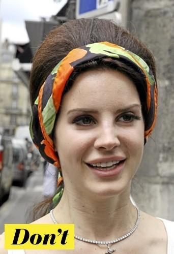 Lana Del Rey : raté !