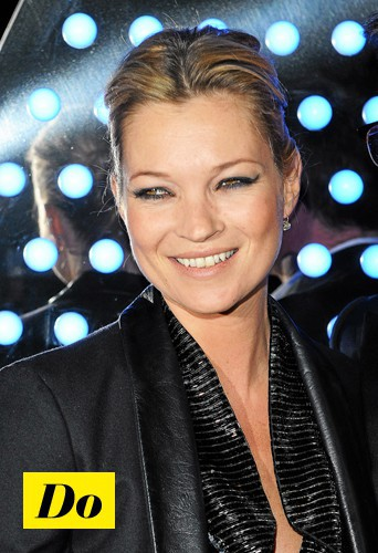 Do l'eye-liner rock comme Kate Moss !