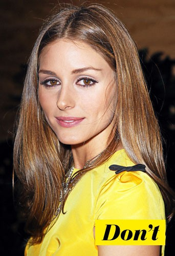 Don't l'eye-liner rock comme Olivia Palermo !