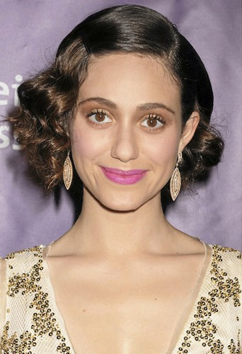 Don't comme Emmy Rossum !