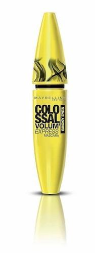 Mascara noir, Colossal Volum'Express Smoky Eyes, Gemey-Maybelline à 13,90€