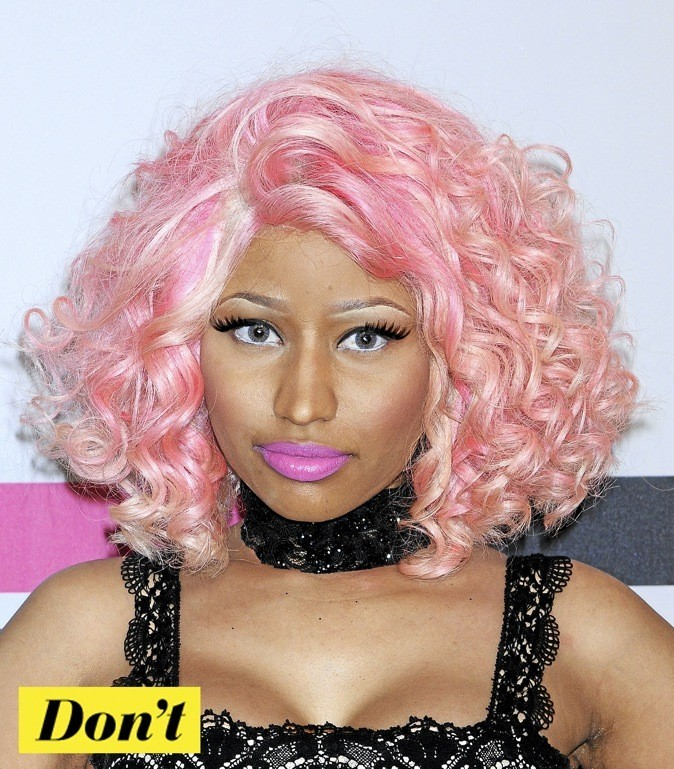 Qu'y-a-t-il de vrai chez Nicki Minaj ?