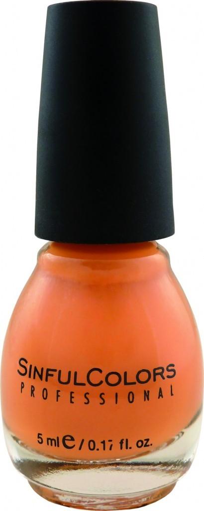 Vernis Mandarine, 5ml, Sinfulcolors, 3,50€