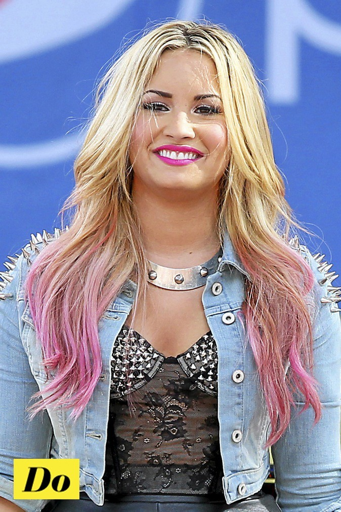 Demi Lovato !