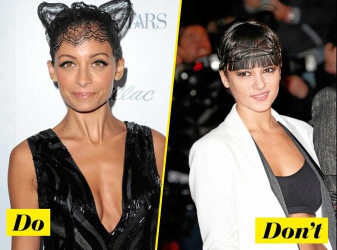 Les do/don't des coiffures de stars !