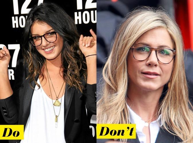 Look de stars 2011: mode d'emploi des lunettes rétro !