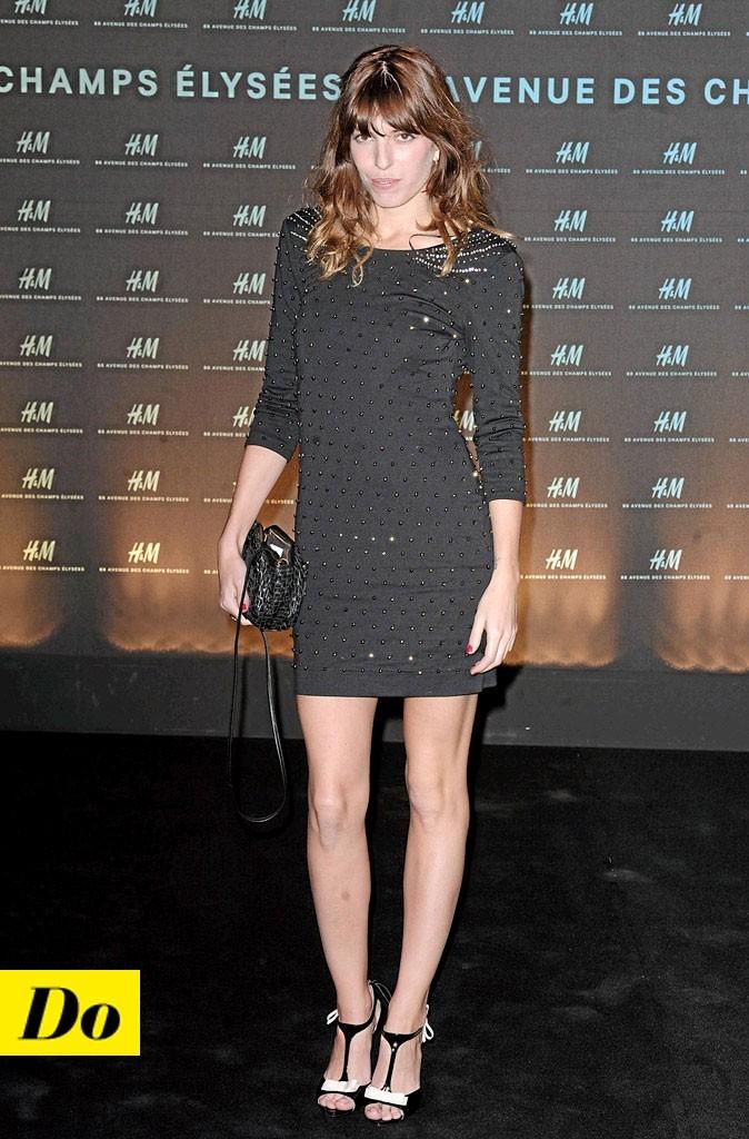 La petite robe noire de Lou Douillon !