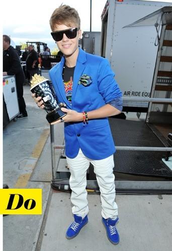 Justin Bieber en Supra