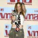 Tendance militaire : le treillis camouflage d'Avril Lavigne