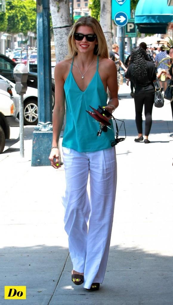 Annalynne Mc Cord, toujours le style !