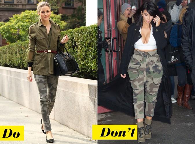 Olivia Palermo et Kim Kardashian
