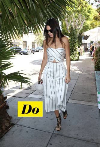 Do : Kendall Jenner et ses chaussures spartiates