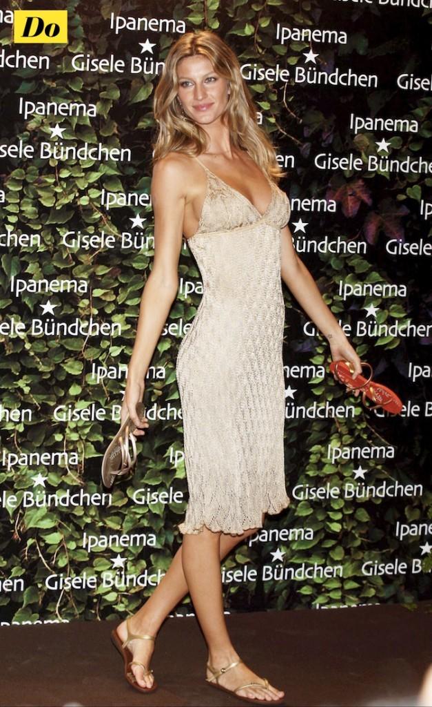 Gisele Bündchen : la perfection incarnée !