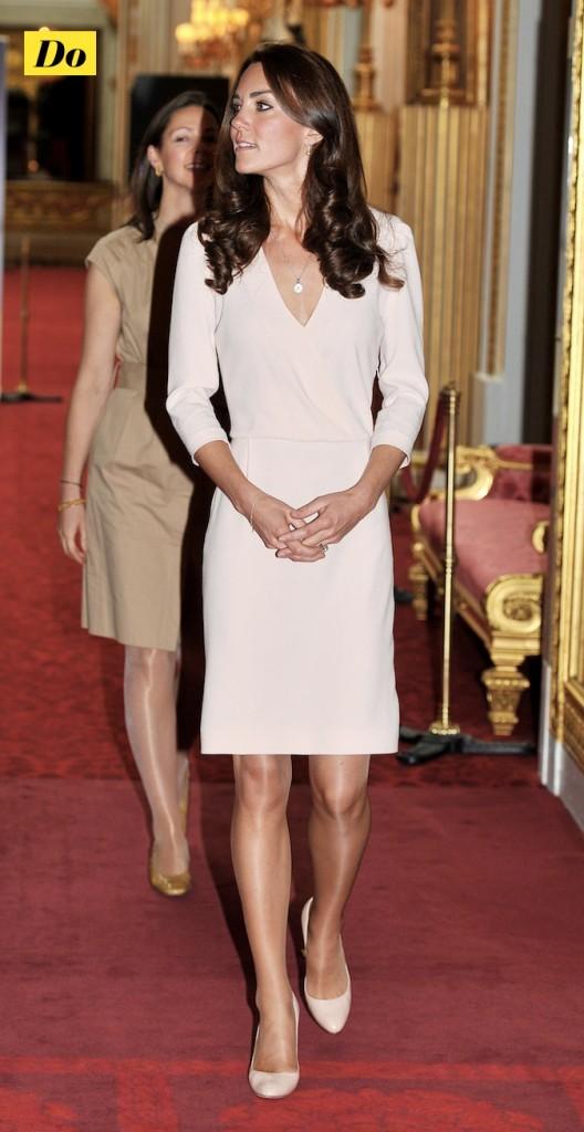 Kate Middleton : classique !