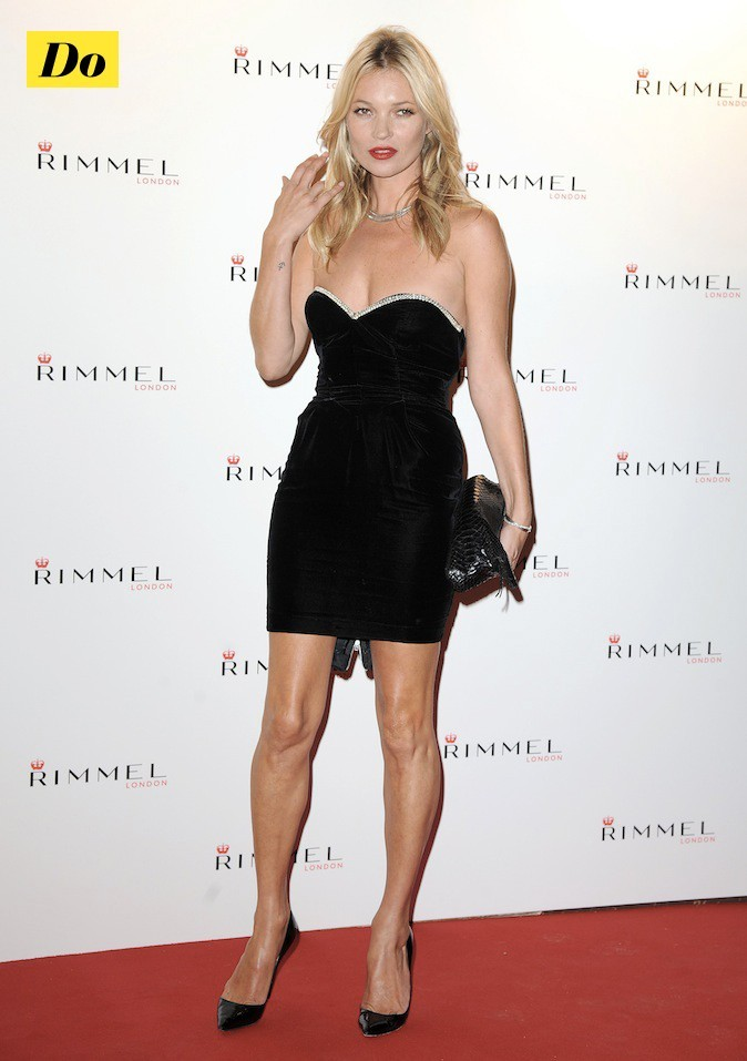 Kate Moss ou La brindille !