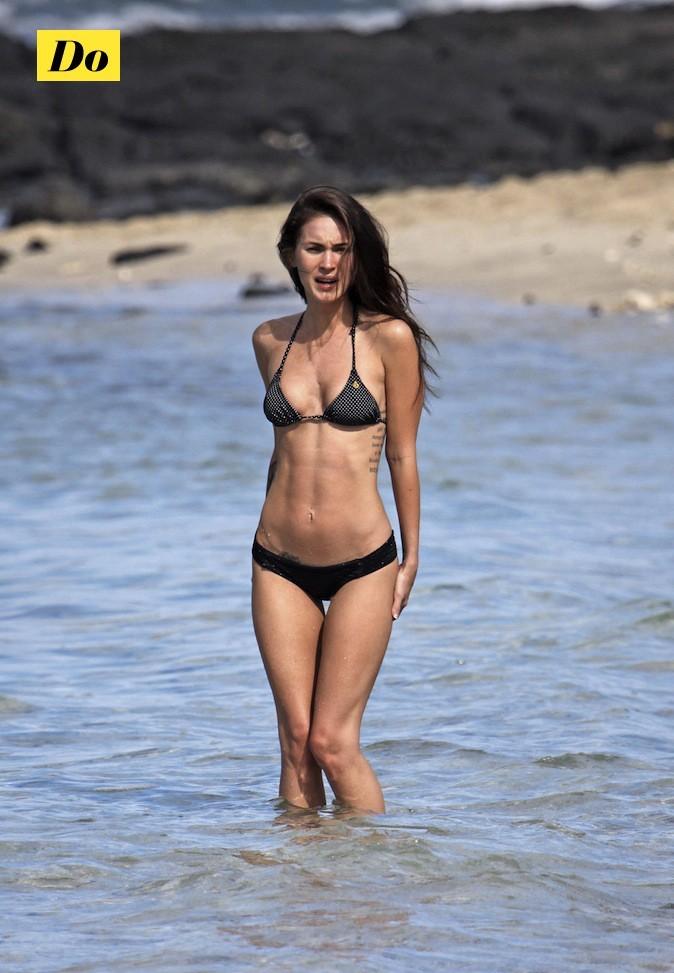 Megan Fox: un corps de rêve !