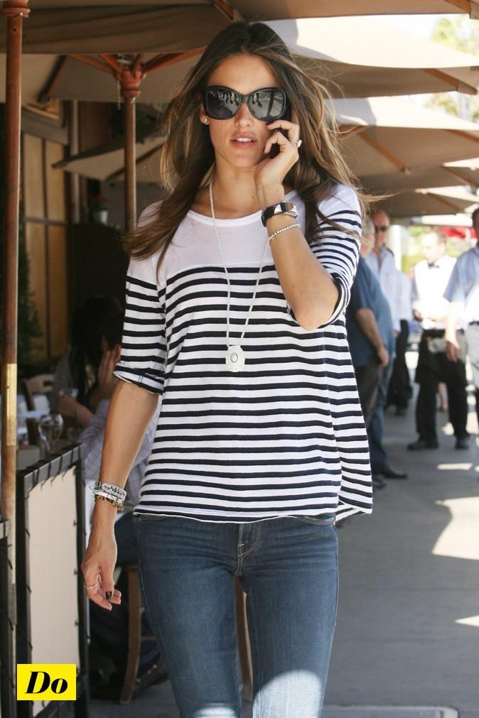 Alessandra Ambrosio : oh top... modèle !