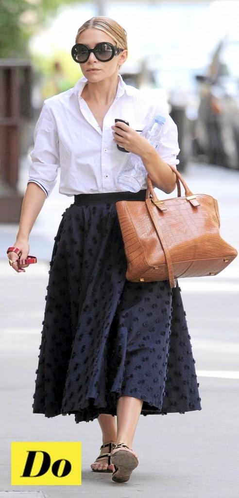 Mary-Kate Olsen : La princesse aux petits pois !