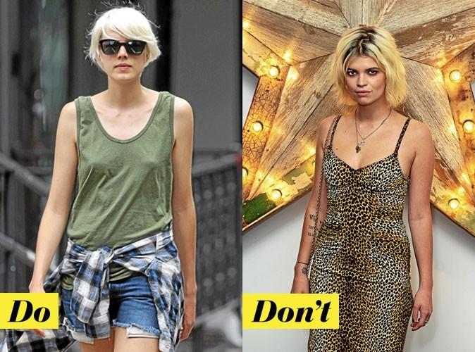 Coiffure de star été 2011 : mode d'emploi de la coupe courte blonde !