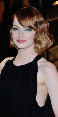 Emma Stone : back to the 20's !