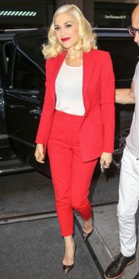 Gwen Stefani : une jeune maman qui n'a pas peur de rougir !