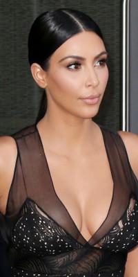 Kim Kardashian : un beauty look glamour pour l'événement Time 100