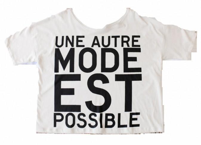 T-Shirt en Tencel et coton bio, 49€