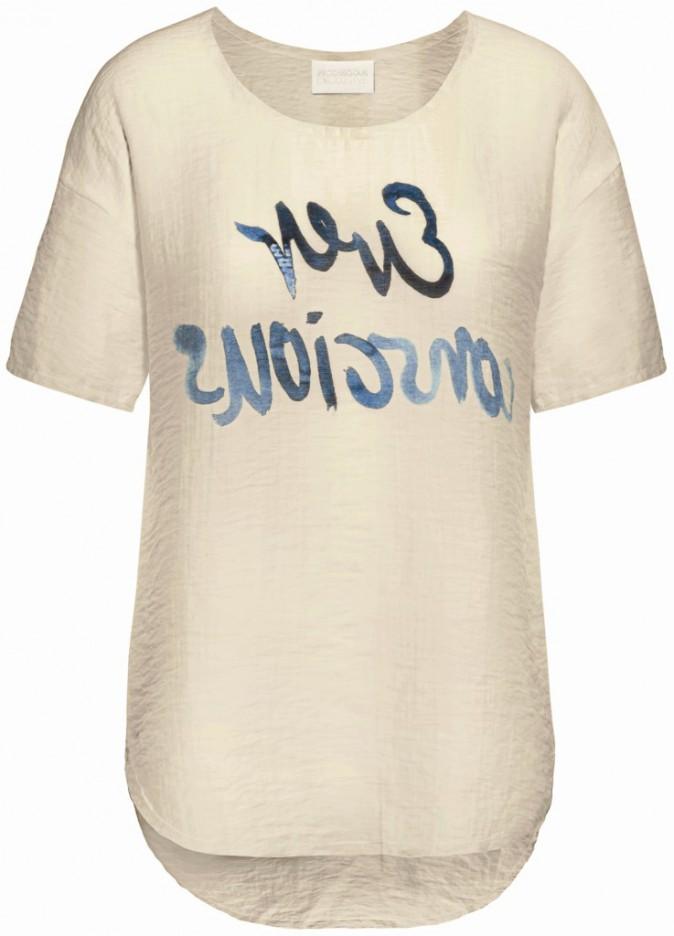 T-shirt en Tencel et polyamide, 19,95€