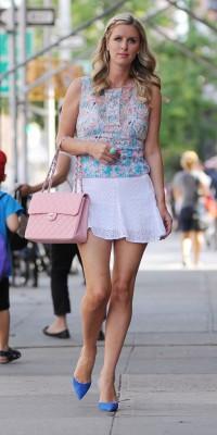 Nicky Hilton : une beauté douce et délicate !