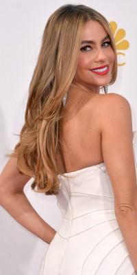 Sofia Vergara : Emmy Awards 2014 : son beauty-look complet !
