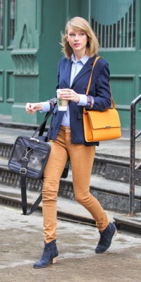 Taylor Swift : so chic, so British !