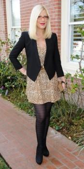 Tori Spelling : où shopper son look en moins cher ?