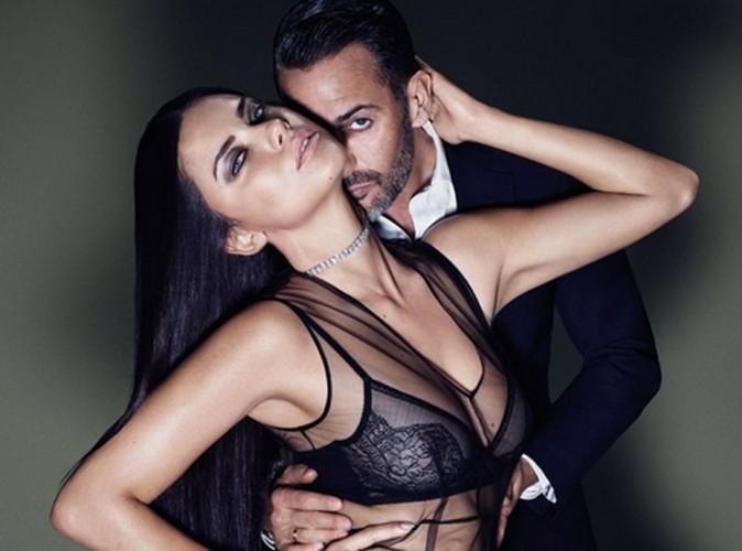 Adriana Lima et Marc Jacobs torrides dans ELLE US pour le parfum Decadence !
